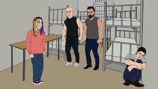 6ix9ine w więzieniu