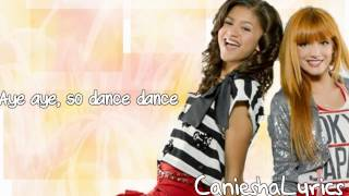 Shake It Up   Geraldo Sandell & Ricky Luna   Just Wanna Dance (Lyrics Video) HD