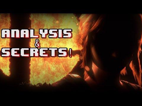 Super Smash Bros. Nintendo Switch Reveal Trailer - Analysis & Secrets!