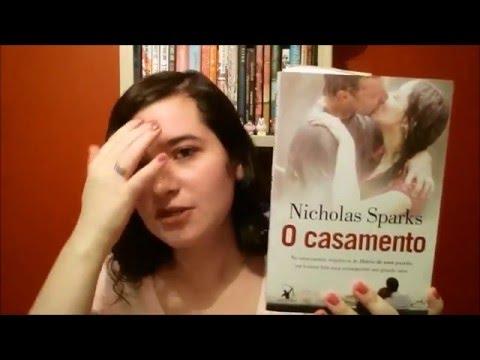 Leituras de fevereiro I O Casamento + Morte e vida de Charlie St. Cloud + A escolhida I Bergamim