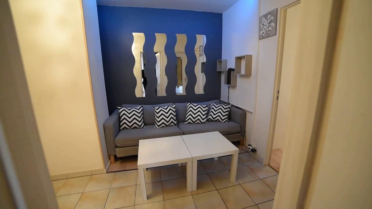 Chambres à louer dans un appartement chic de 4 chambres à Créteil