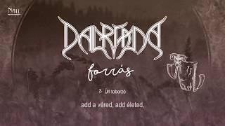 Dalriada - Úri toborzó / akusztikus (Hivatalos szöveges video / Official lyrics video)