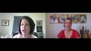 Creative Soul Interview with Leah Guzman & Bodhi Simpson