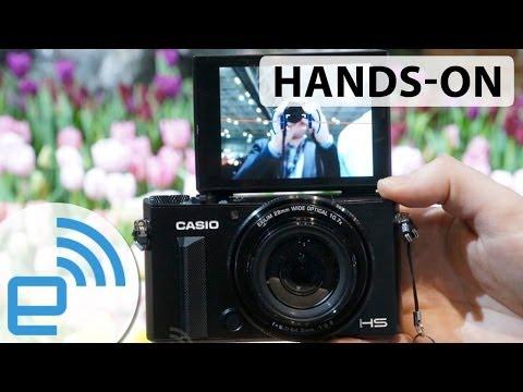Casio EX-100 hands-on | Engadget