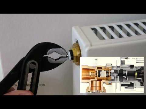 Heizung Thermostat Kopf Funktion & Wechsel / Hompage noch nicht Verfügbar