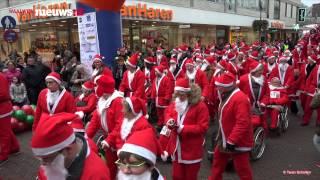 Terugblik op de Santa Run 2014 in Waalwijk