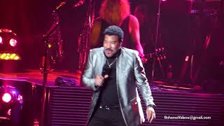 Lionel Richie - YOU ARE - Madison Square Garden, New York City - 8/19/17