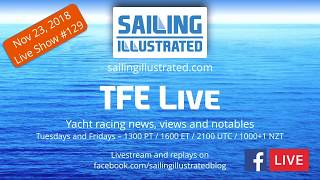 TFE Live: Join us for a special TFE Live on Fri 23 Nov at 1300 Pacific / 2100 UTC (0800+1 in Sydney)