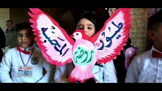 preview picture of video 'مهرجان خان النخيلة الثالث | تراث الحضارات |'