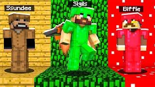 JETPACK HIDE and SEEK in Minecraft (Hilarious)