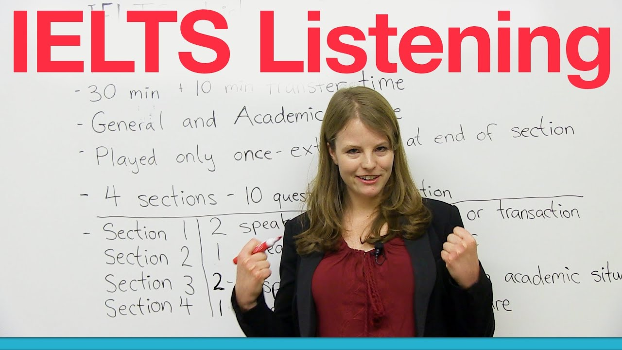 ielts listening How can the answer be improved.