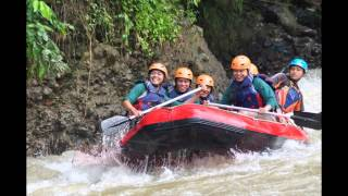 Gathering BPJS Ketenagakerjaan  Caldera Rafting & Outbond Citarik Sukabumi