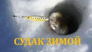Рыбалка на обском водохранилище зима