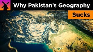 Why Pakistan's Geography Sucks