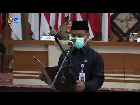 Sekretaris daerah Kota Pekanbaru M. Jamil Lantik 149 pejabat Pemerintah Kota Pekanbaru