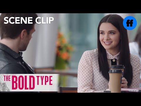 The Bold Type | Season 1, Episode 3: Jane Asks Pinstripe Out | Freeform