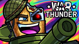 War Thunder Funny Moments - Coming In Like a Hot Pocket!