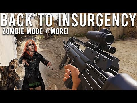 Back to Insurgency Sandstorm