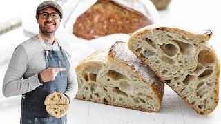 The Perfect Sourdough Bread Recipe