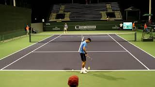 ジョコビッチのサーブServeDjokovic