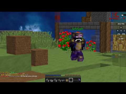 Minecraft HCF + Hypixel (!) Road to 225 Subscribers