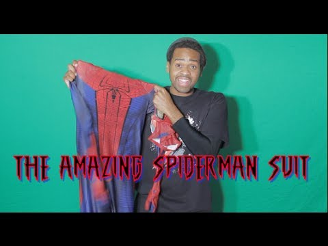 Video The Amazing Spiderman Suit Review