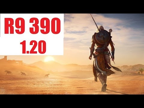 Very bad performance on a r290 :: Assassin's Creed Origins