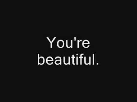 you are beautiful lyrics