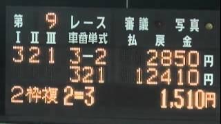【競輪】2012.8.18 第8回サマーナイトフェスティバル 決勝