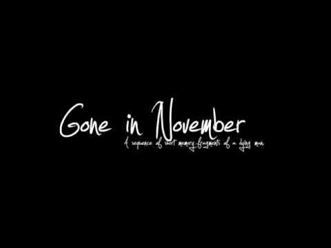 Gone In November - Teaser thumbnail