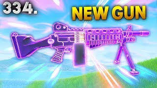 WHY NEW MACHINE GUN IS OP..!! Fortnite Daily Best Moments Ep.334 Fortnite Battle Royale Funny Moment