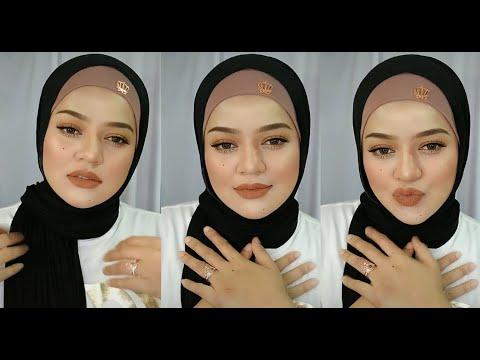 MUA Bellaz : Look Simple & Natural, Dah Siap Makeup Sebijik Macam Neelofa!