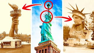 The Statue of Liberty Disappeared Once And Other Secrets You Didn't Know