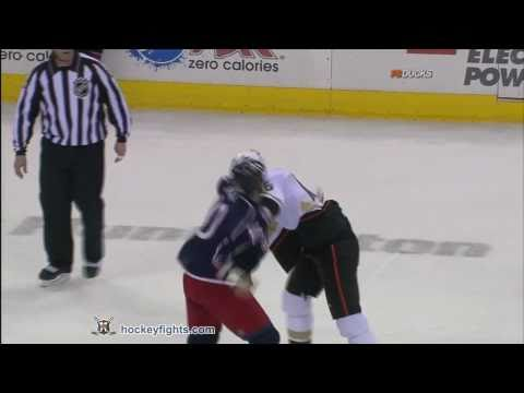 George Parros vs Jared Boll