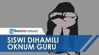 Siswi SMP di Blitar Diduga Dihamili Guru, Kasusnya Terungkap lewat Pesan WA yang Dibaca Istrinya