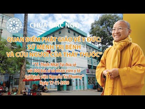 Quan điểm của Phật giáo về y đức