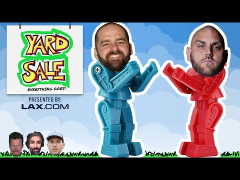 thumbnail for GOLIC JR. vs SCOTT RODGERS? | Yard Sale Ep.4