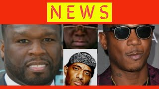 Ja Rule caught lying about 50 Cent when Chaz Williams and Prodigy Stories March 50 Cent (ja chain)