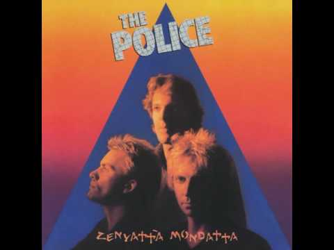 The Police - Behind My Camel