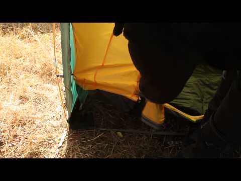 Палатка Greenell «Виржиния 4 v.2». Видеообзор.