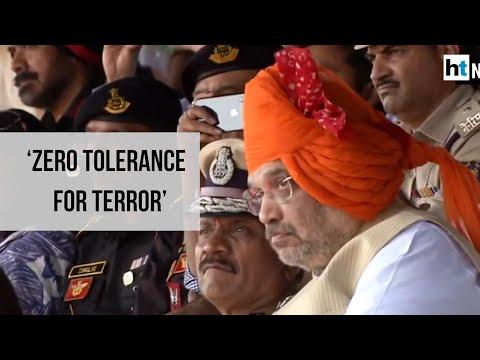 'Modi govt has zero tolerance towards terrorism': Amit Shah at NSG event