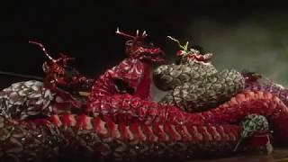 石見神楽「大蛇」松阪に舞う2018