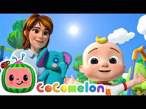 Yes Yes Playground Song | Best Of @Cocomelon - Nursery Rhymes 2 | Sing Along With Me! | Moonbug Kids