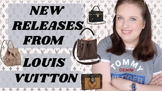 LOUIS VUITTON NEW RELEASES!!!🙈😊🙉