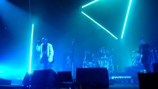 Faithless - I Want More [HD + HQ] Live 26 11 2010 Ahoy Rotterdam Netherlands