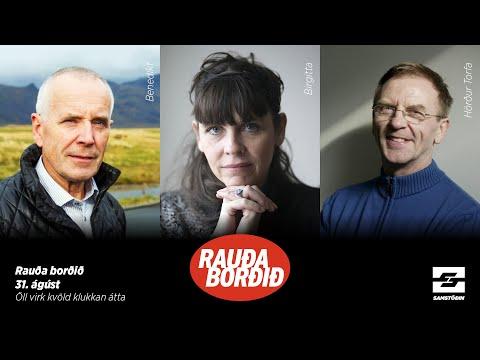 Rauða borðið: Mótmæli, óhlýðni, skemmdir