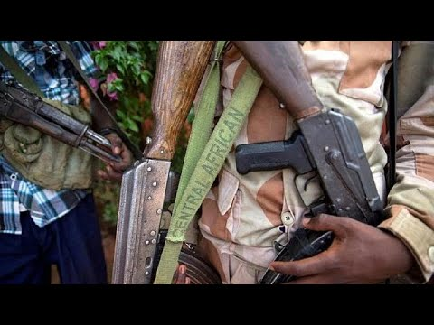 Central African Republic war crimes suspect