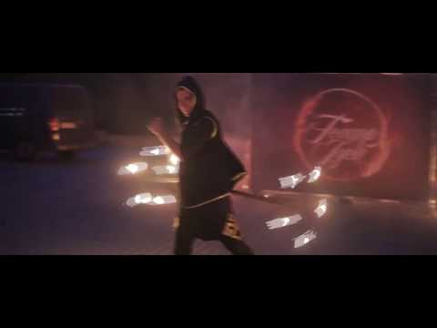"Огненнае шоу ""Театр Идей"", відео 2"
