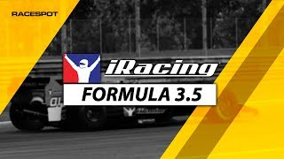 Formula 3.5 Championship   Round 1 at Zolder