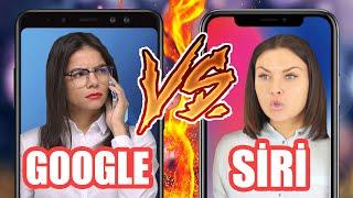Hangisi Daha Kezban Bilemedik: Türkçe Asistanlar Kapışıyor: Google Asistan VS Siri